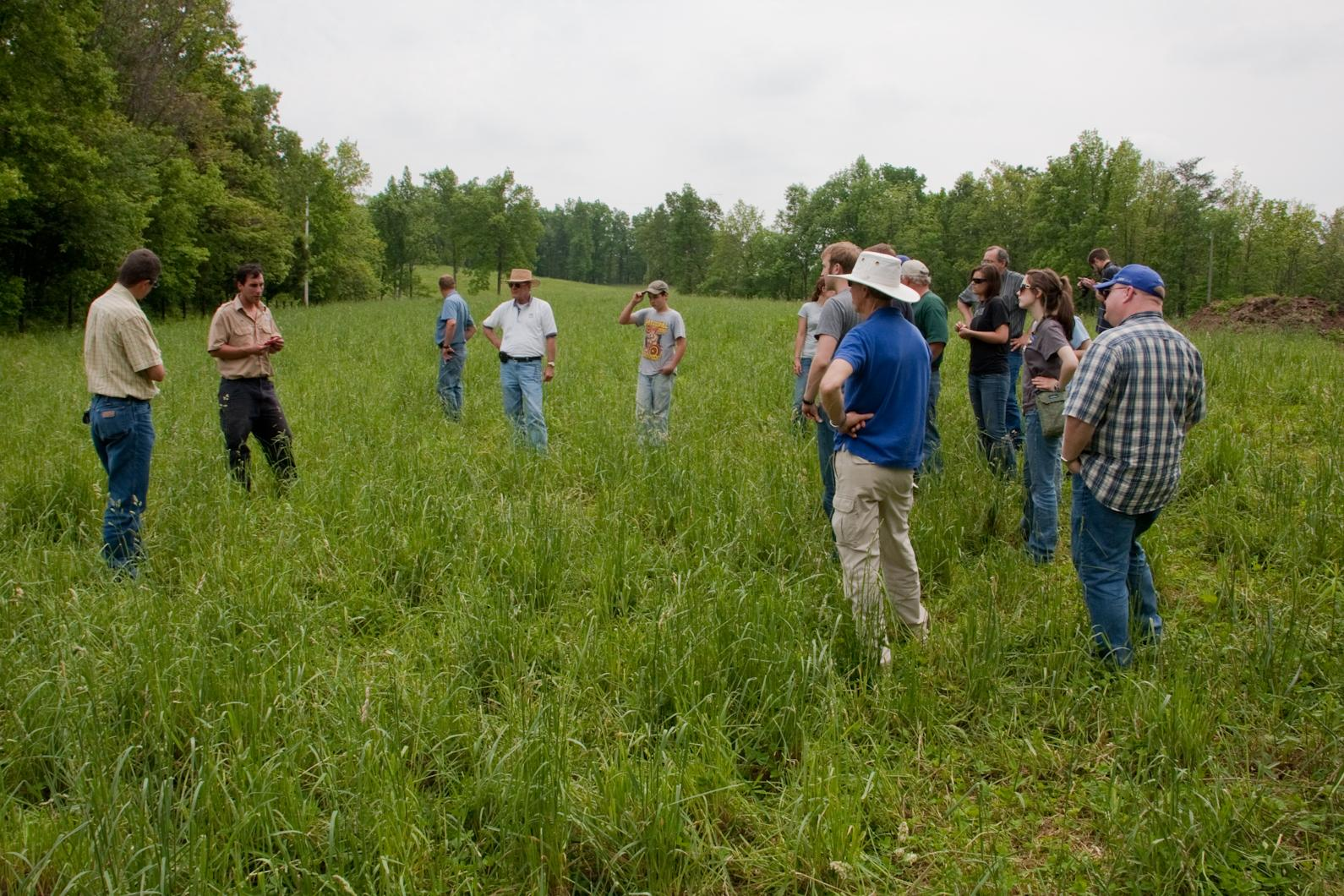 forage workers tour 2011